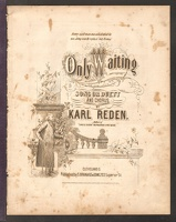 1865 Only Waiting Karl Reden Cleveland OH
