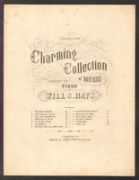 1865 Refugee in Charming Collection Will S Hays