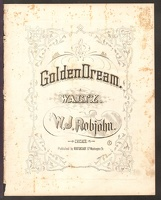 1866 Golden Dream W J Robjohn
