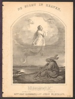 1875 No Night In Heaven ca1875 Rev Chas Kingsley John Blockley