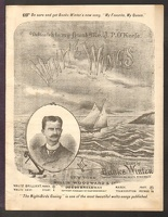 1884 White Wings Banks Winter