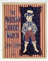 1897 The American Junior's March Gusie C Lindner