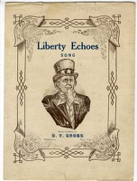 1920 Liberty Echoes D V Cross Middletown NY
