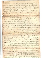 1820 Fairfield County Request for Warrant Prough Backford Woolf -1