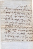 1851 Lycoming Cummings Twp Sawmill Lawsuit Boswell Arrowsmith Callahan -1