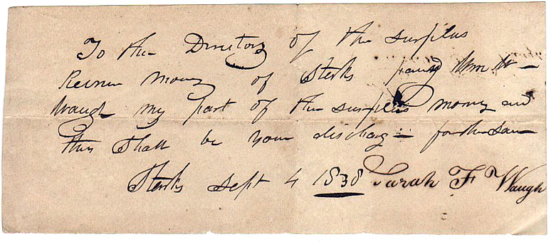 1838 Somerset Starks Receipt Surplus Dunton Waugh.jpg